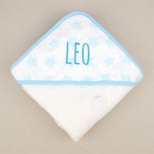 Comprar capa baño bordada personalizada