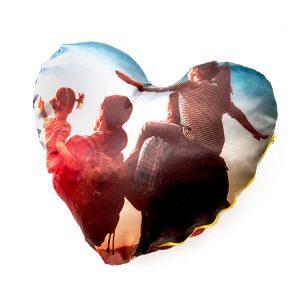 COMPRAR COJINES corazon con foto