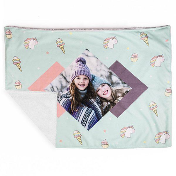 comprar manta-personalizada-borreguillo con foto