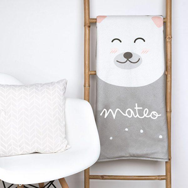 comprarmanta-polar-personalizada-bebe (2) con foto manta bebe